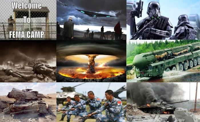Конспирологическое: «Космические силы» США станут первой пехотой Глобального государства?