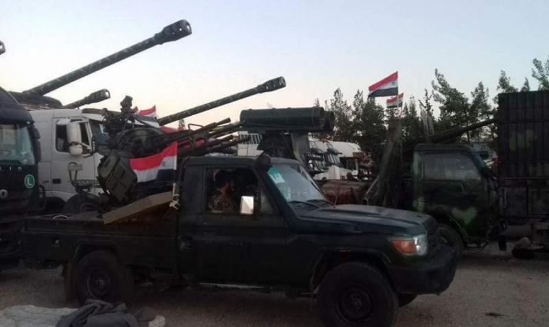 Большая региональная война из-за Сирии может вспыхнуть в любой момент
