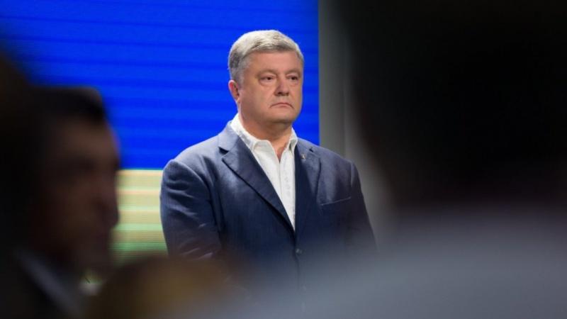 Украинские журналисты отыскали «запасной аэродром» Порошенко