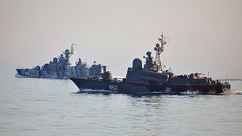 Россия без шума методично бьет Украину в Азовском море
