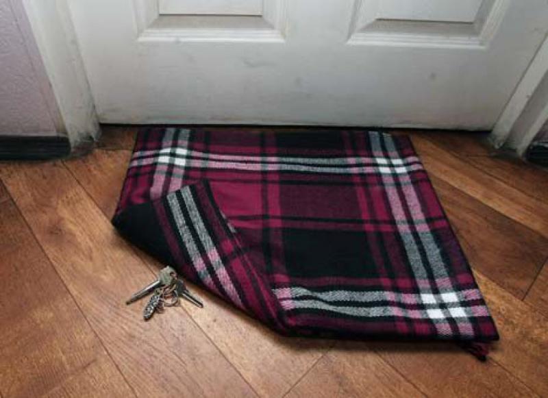 Ключ под ковриком