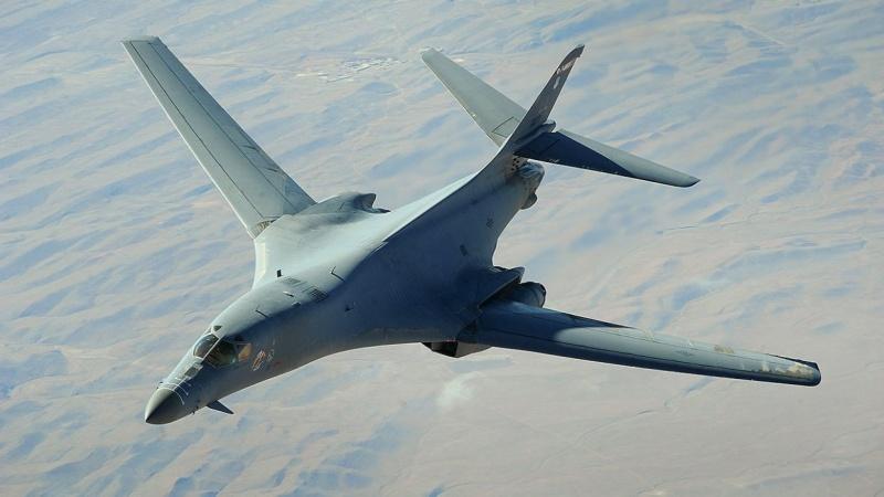 Ударившие по Сирии бомбардировщики ВВС США вышли из строя