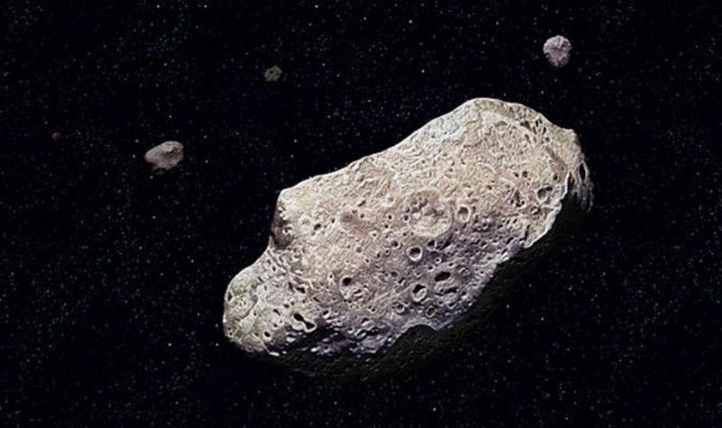 Ученые сообщают: астероид 2018 LA врезался в Землю