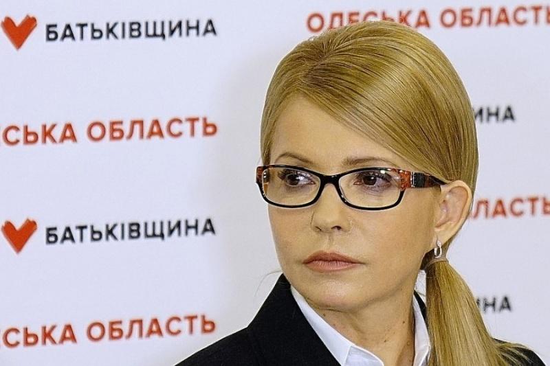 Александр Зубченко. «Фрау Тимошенко»: новый канцлер нации