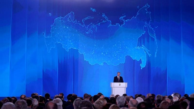 Владимир Путин может выступить с посланием второй раз за год