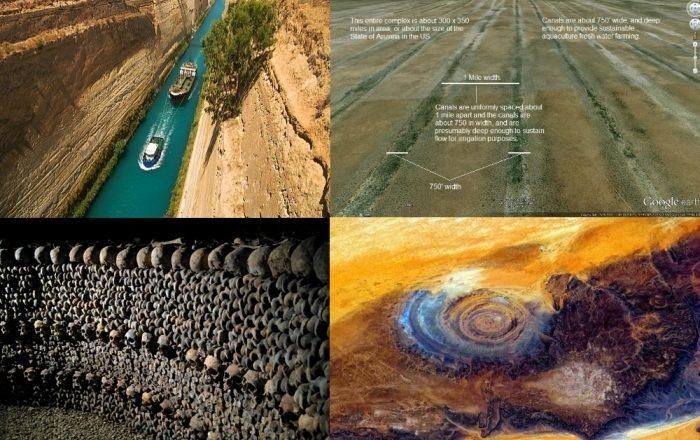 Конспирологическое: До Завоевания на Земле жило 25 миллиардов человек.