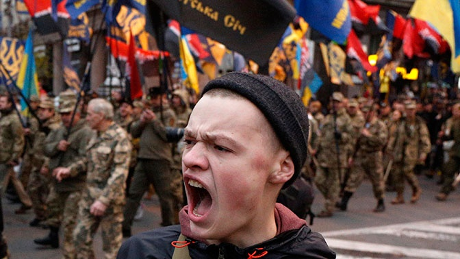 Харьков открывает охоту на националистов