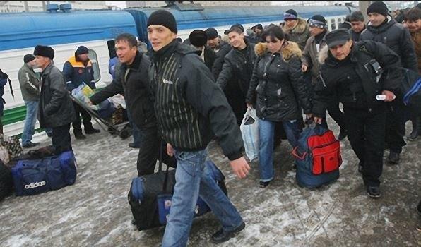 Чем грозит России прекращение потока мигрантов с Украины