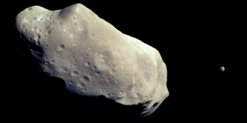 На Солнечной орбите обнаружили астероиды-«близнецы»
