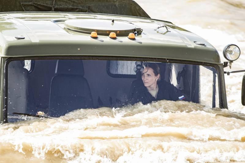 О женщинах за рулём