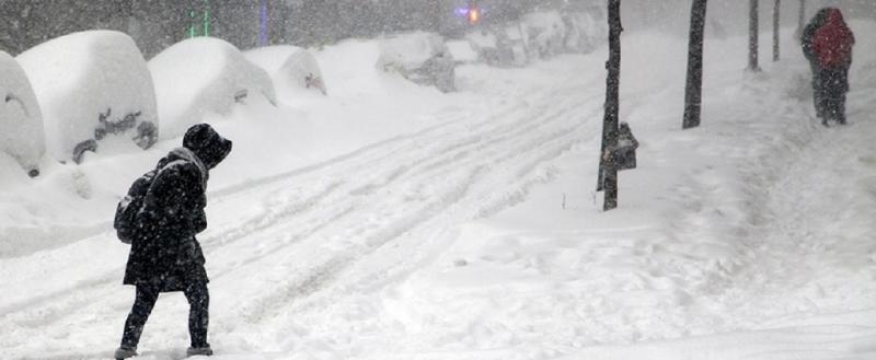В Гидрометцентре предупредили о выпадении снега
