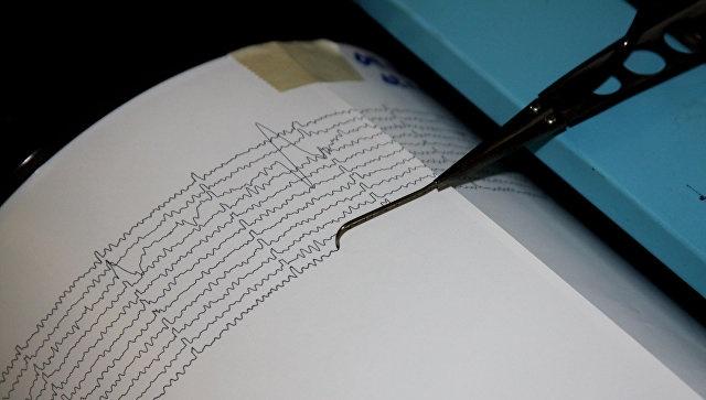 На индонезийском острове Ломбок землетрясение магнитудой 6,3
