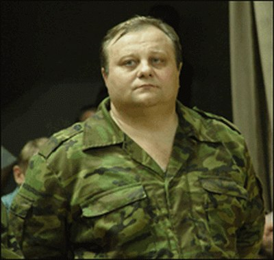 Русский инструктор и американский морпех