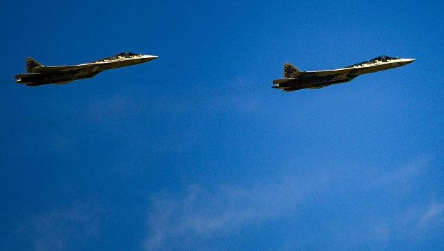 ОАК и Минобороны подпишут контракт на поставку Су-57 до конца лета