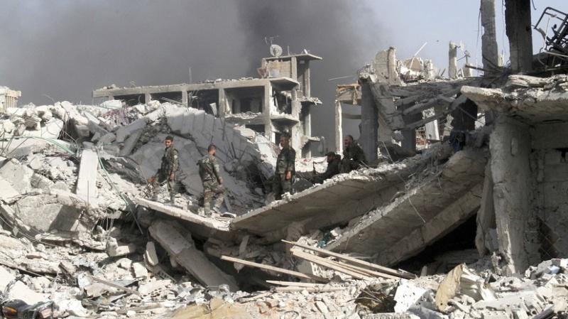 Лавров рассказал про секретную директиву ООН о запрете восстанавливать Сирию