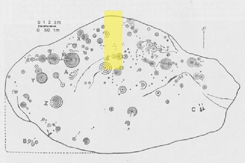 Дешифровка июльских кругов на полях  2018 года помогла раскрыть тайну шотландских камней Кочно