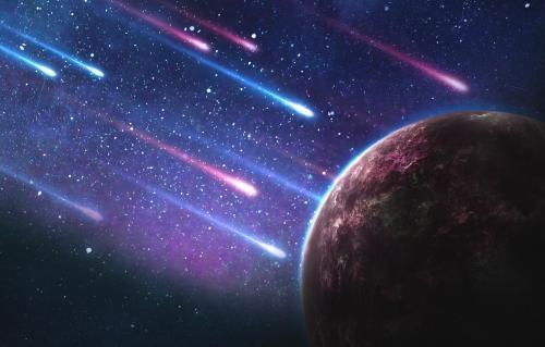 Уфологи - Нибиру устроила «кладбище астероидов» между Юпитером и Марсом