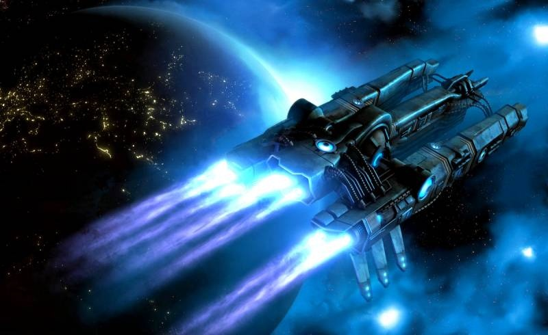 Маску и не снилось: Двигатели, которые позволят покорить Галактику