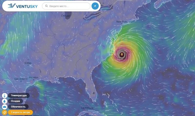 США выводят из Норфолка флот! Ураган? Астероид? Атомная война?