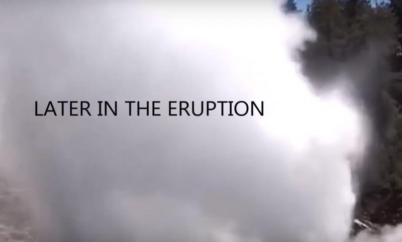 В Йеллоустоуне намечается первая эруптивная трещина?