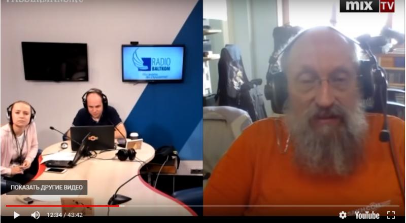 Анатолий Вассерман: Не Сталин кровавый тиран, а Хрущев