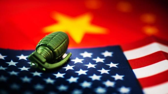 Константин Душенов: Китай, Вашингтон, Пентагон, Рубикон…
