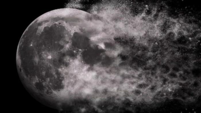На Луне произошел колоссальный взрыв!