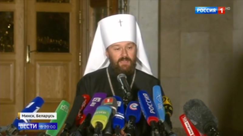Война за каноничность: Москва рвет с Константинополем