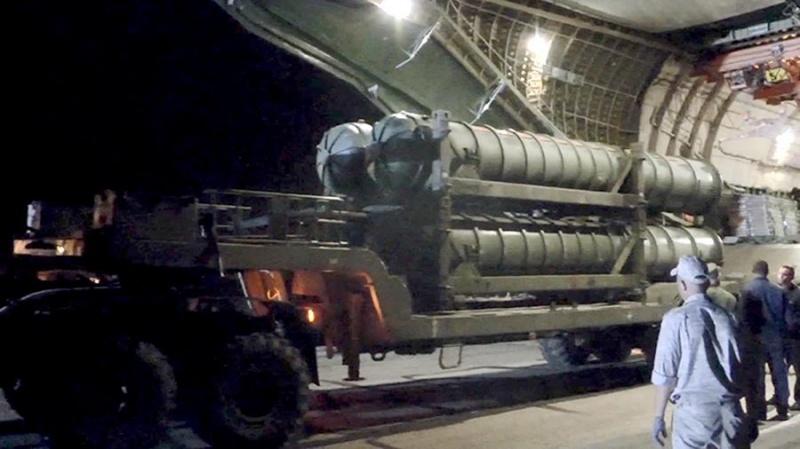 Предварительные расчеты: Сирии переданы более совершенные С-300