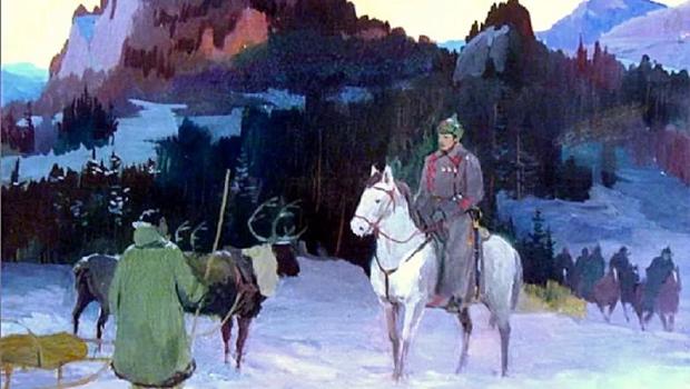 Klim Podkova: Последнее сражение Гражданской войны
