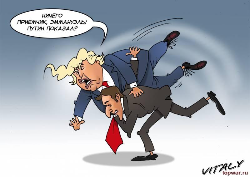 Переживёт ли Путина путинизм? Русский вопрос француза Макрона
