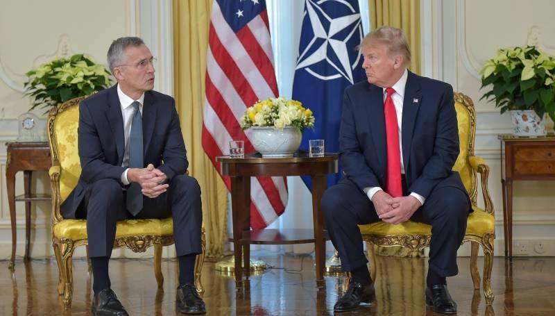 Праздник НАТО, или Без нас вас просто не будет
