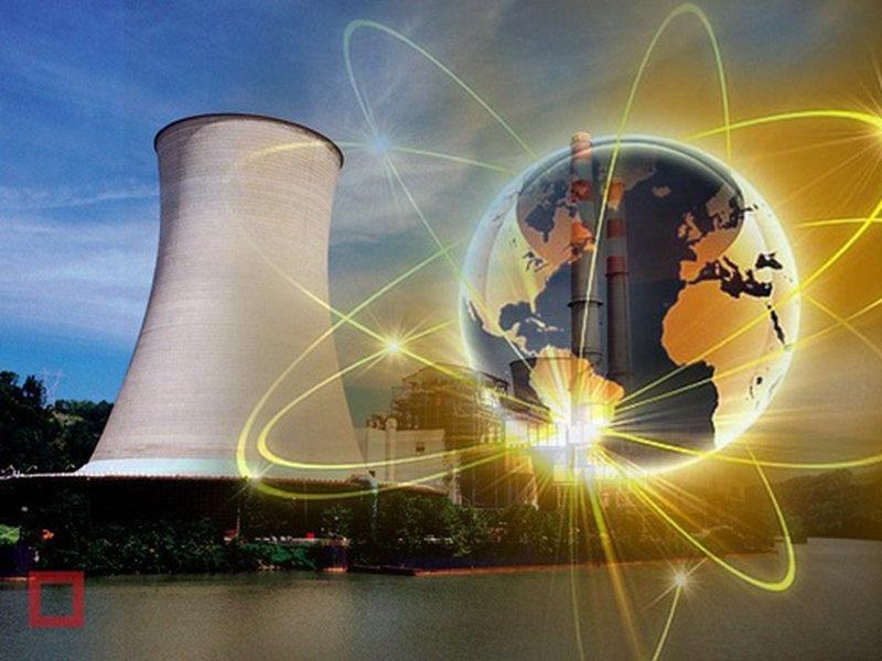 Картинка атомная отрасль