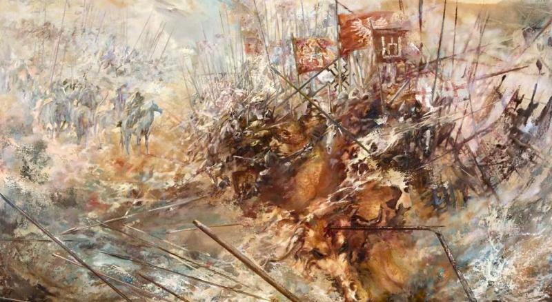 Катастрофа на реке Ведрошь: гибель армии Великого княжества Литовского