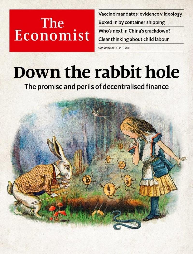 Тотальный кризис и квантовая антицивилизация: изучаем новую обложку журнала, рассказывающего о планах Ротшильдов